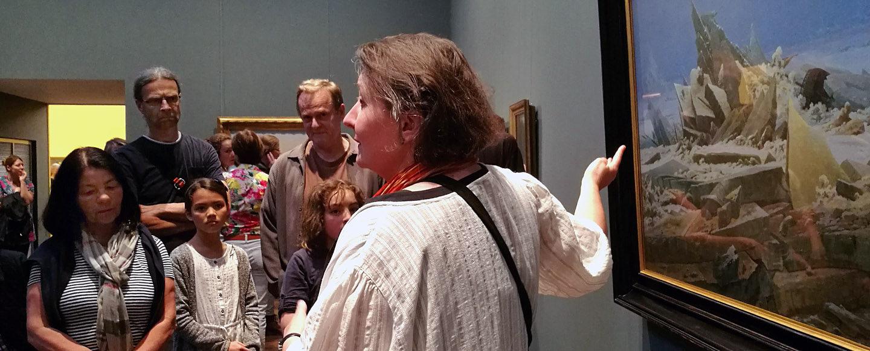 In der Kunsthalle